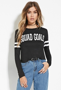 forever-21-blackwhite-squad-goals-graphic-tee-black-product-3-494435190-normal